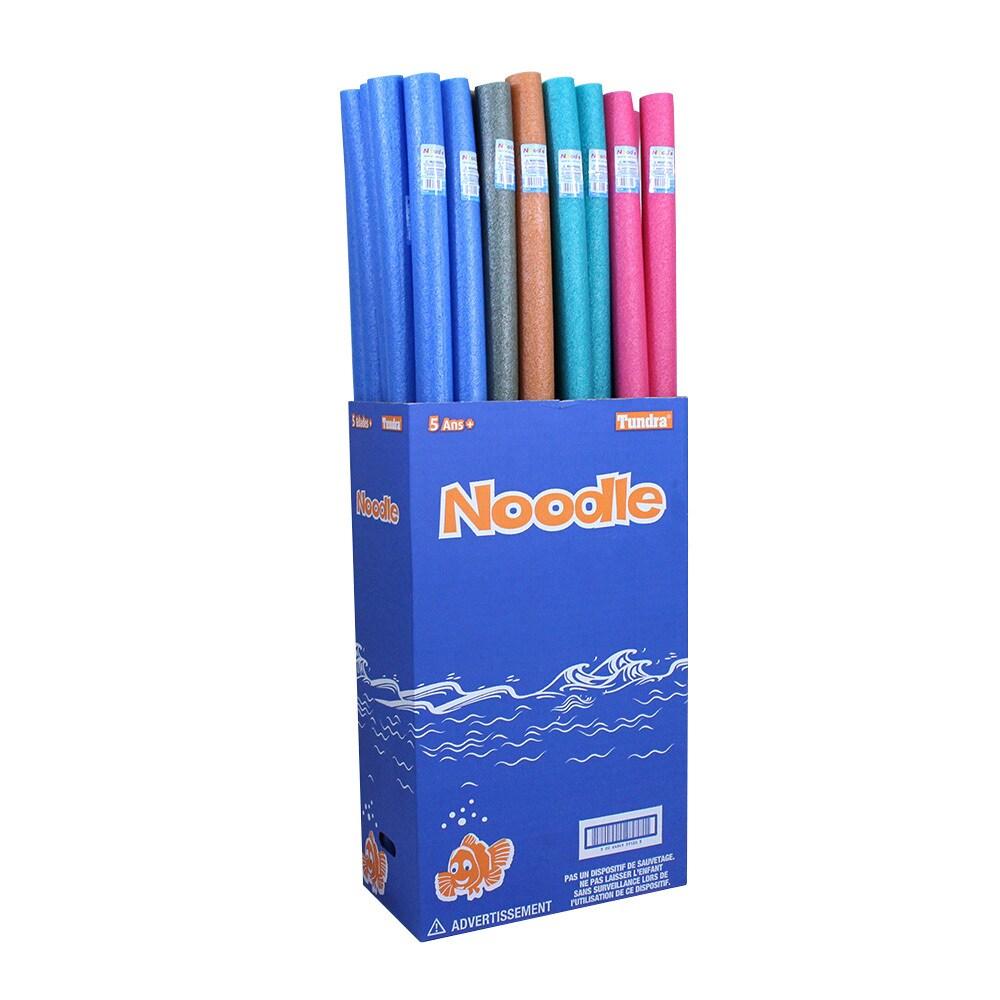 Robelle Water Noodle (36-Pack (Assorted)), Orange