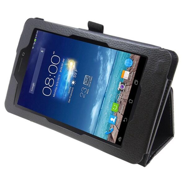 Shop Asus Memo Pad Hd7 Me175kg Pu Leather Case Free