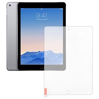 iPad Air Tempered Glass Screen Protector|https://ak1.ostkcdn.com/images/products/10053884/P17197696.jpg?impolicy=medium