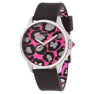 Juicy Couture Women's 'Jetsetter' Stainless Steel Quartz Watch|https://ak1.ostkcdn.com/images/products/10053902/P17197712.jpg?impolicy=medium