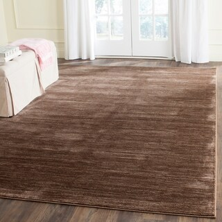 Safavieh Vision Contemporary Tonal Brown Area Rug (8' x 10')