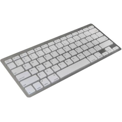 Premiertek Wireless Bluetooth V3.0 Slim Keyboard for PC/MAC/iOS/Android