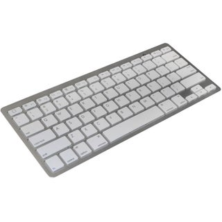 Premiertek Wireless Bluetooth V3.0 Slim Keyboard for PC/MAC/iOS/Andro