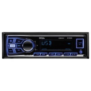 Boss Audio 610UA Single-DIN MECH-LESS Receiver