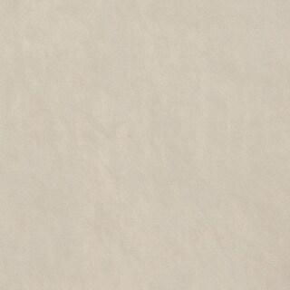 K0300BF Cream Solid Plush Stain Resistant Microfiber Velvet Upholstery Fabric