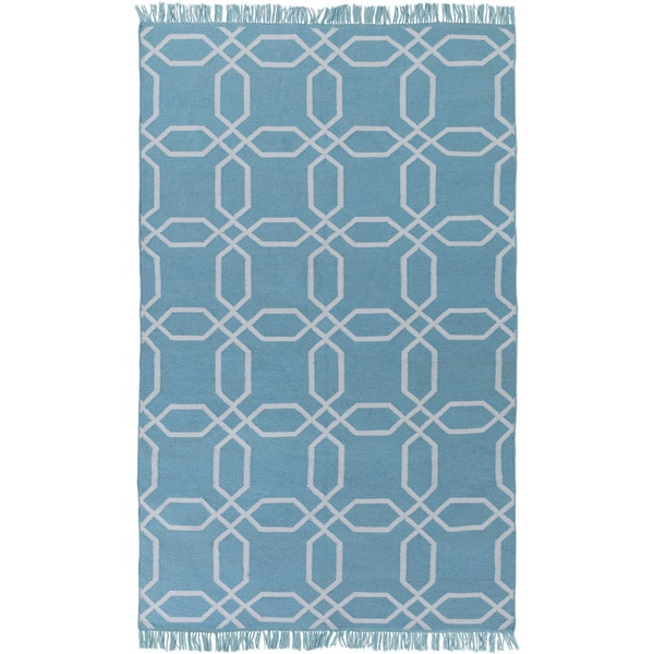 Shop Hand Woven Tiffany Geometric Pet Area Rug On Sale