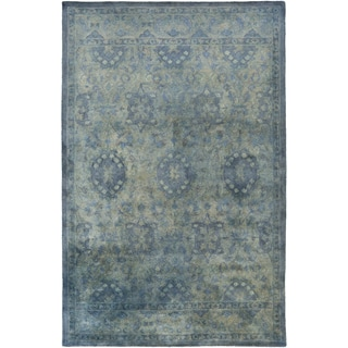Hand-Tufted Lomond Damask Wool Rug (8' x 11')
