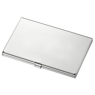 Visol Tucson Silverplated Business Card Case