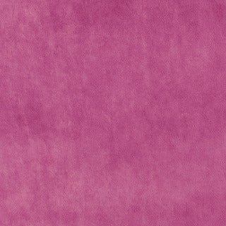 K0300R Raspberry Solid Plush Stain Resistant Microfiber Velvet Upholstery Fabric