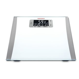Soehnle Body Easy Contour Precision Digital Bathroom Scale