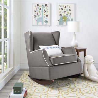 Baby Relax Hudson Graphite Grey Wingback Rocker Chair|https://ak1.ostkcdn.com/images/products/10056138/P17200898.jpg?impolicy=medium