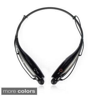Bluetooth Wireless Behind the Neck Earbud Headset Earphones