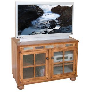 Rustic Oak Slate 46 Inch Tv Stand Amp Media Console Free