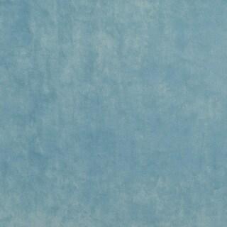 K0300Z Teal Solid Plush Stain Resistant Microfiber Velvet Upholstery Fabric