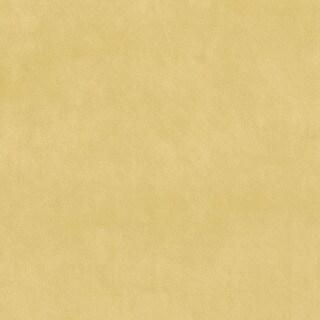 K0300V Yellow Solid Plush Stain Resistant Microfiber Velvet Upholstery Fabric
