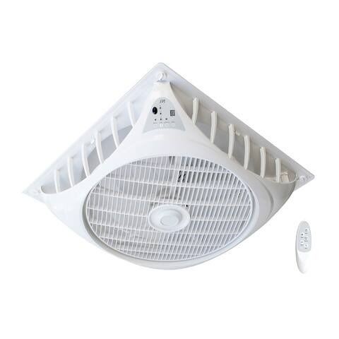 SPT 16-inch DC-Motor Drop Ceiling Fan