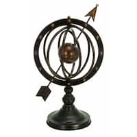 Copper Grove Chatfield Metal Amilary Stand