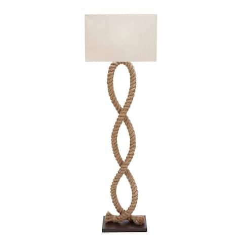 Wood/ Metal Designer Lamp