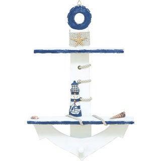 Metal Anchor Nautical Decor