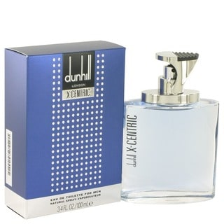 Alfred Dunhill X-centric Men's 3.4-ounce Eau de Toilette Spray