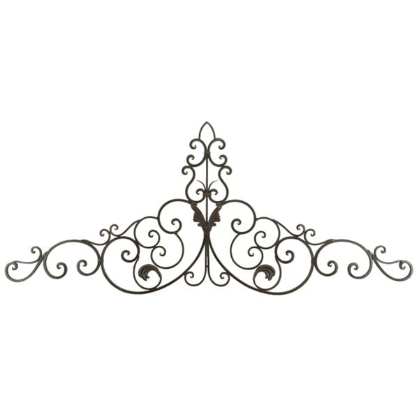 Bronze Metal Wall Decor - Free Shipping Today - Overstock.com ...