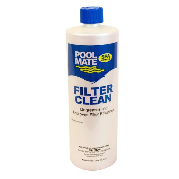 Pool Mate Spa Filter Clean