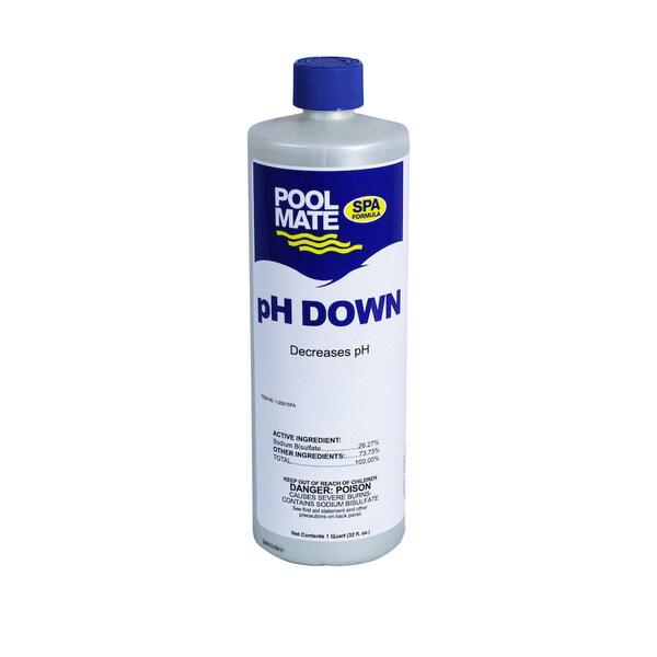 Pool Mate Spa pH Down