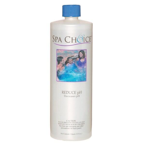 Spa Choice Spa Reduce pH