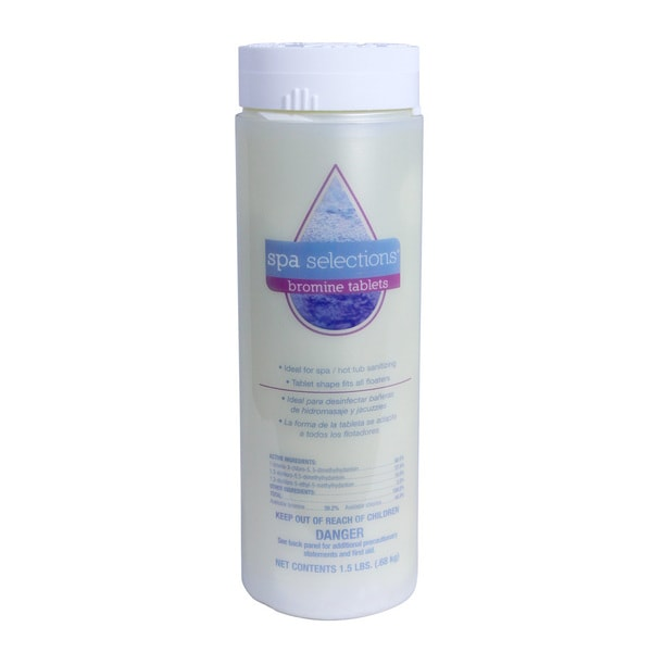Spa Selections Spa Bromine Tablets