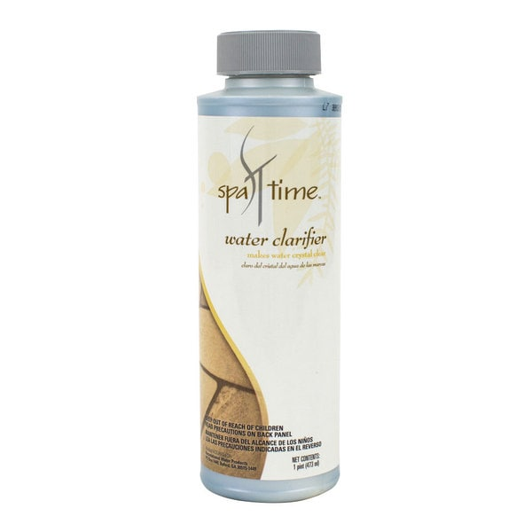 Spa Time Spa Water Clarifier