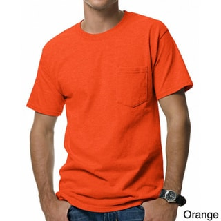 Hanes Men's Beefy-T Pocket T-Shirt