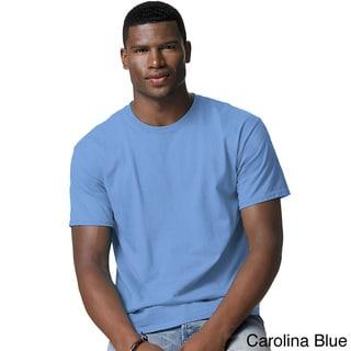 Hanes Men's Tagless Crew Neck T-Shirt