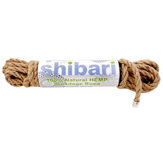Shibari 100-percent Natural Hemp Bondage Rope