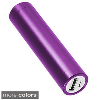 Portable 2,600mAh Power Bank