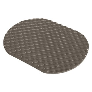 Texas Rec Oval Ripple Poolside Cushion