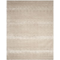 Hand-knotted Thom Filicia Camel Wool Rug - 6' x 9'