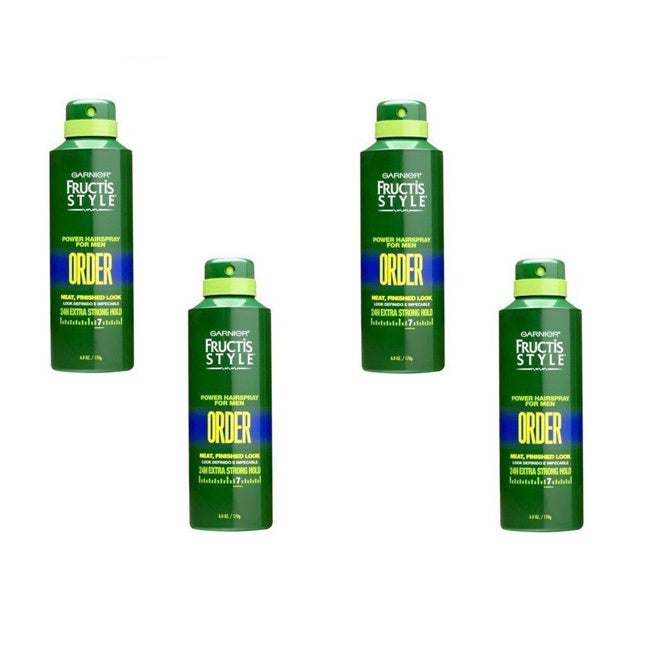 Garnier Fructis Men's Style Power 6-ounce Wax Spray (Pack...