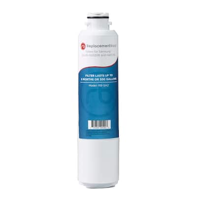 Samsung DA29-00020B Comparable Refrigerator Water Filter