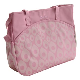 Multi-pocket Baby Diaper Tote Bag