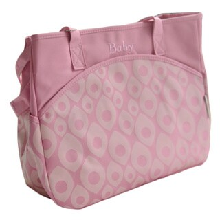 Multi-pocket Baby Diaper Tote Bag (3 options available)