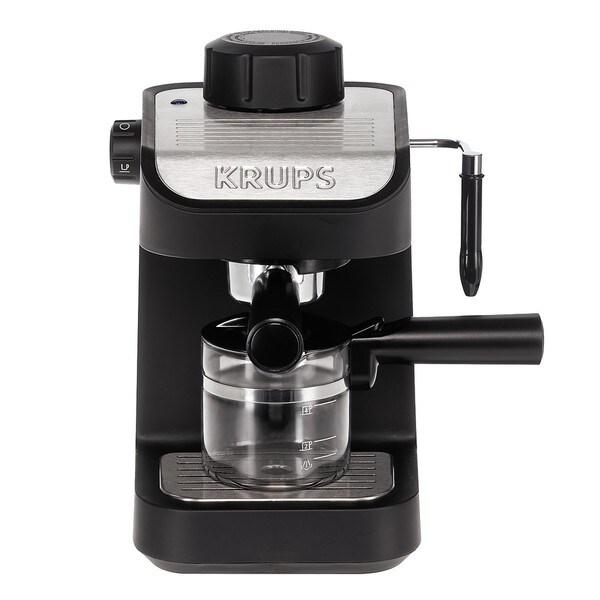 krups xp1020 steam espresso machine