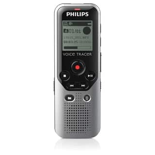 Philips Voice Tracer DVT1200 4GB Digital Voice Recorder|https://ak1.ostkcdn.com/images/products/10059260/P17204733.jpg?impolicy=medium