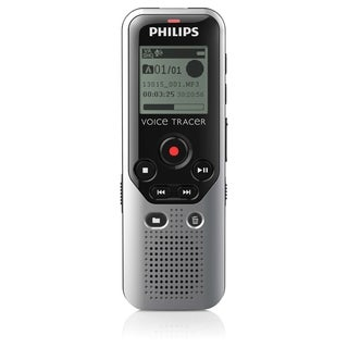 Philips Voice Tracer DVT1200 4GB Digital Voice Recorder