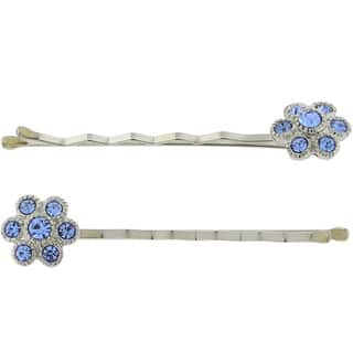 Buy Blue 1928 Jewelry Hair Ties & Clips Online at Overstock com