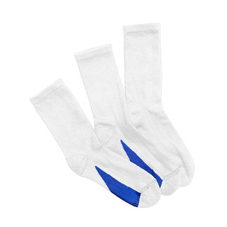 Hanes Women's X Temp Crew Socks (Pack of 3)