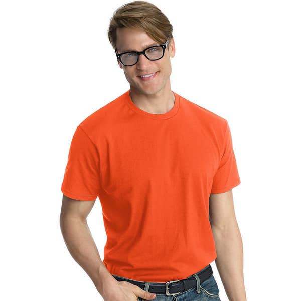 87b28e4ea3a9 Shop Hanes Men's Nano-T T-shirt - Free Shipping Today - Overstock ...