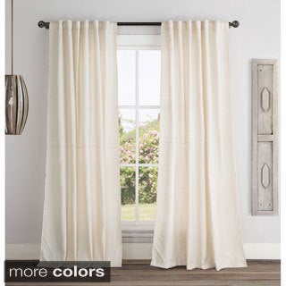 VCNY Broome 84-inch Backtab Curtain Panel