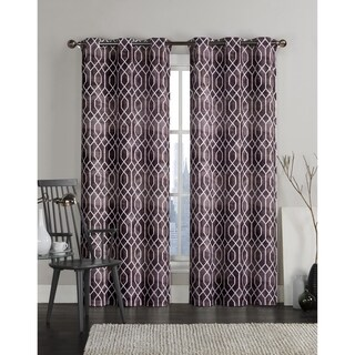 VCNY Andreas Grommet Top 96-inch Curtain Panel Pair
