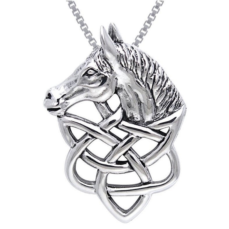 Carolina Glamour Collection Sterling Silver Celtic Knot W...