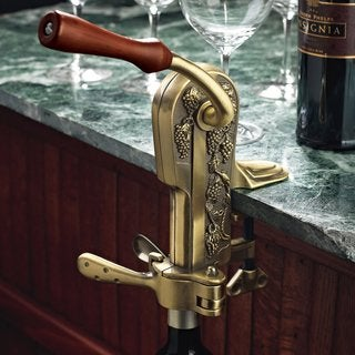 Legacy Antique Bronze Corkscrew